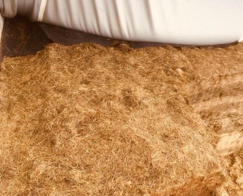 Kornet afdeksysteem - geen broei